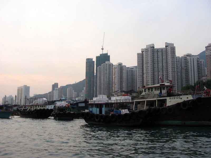 Hongkong studiereis