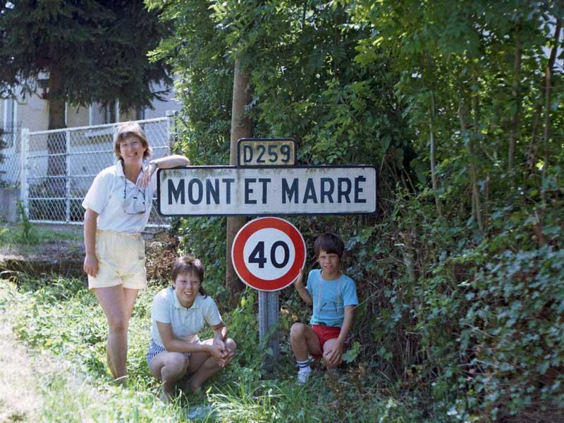 Mont et Marré