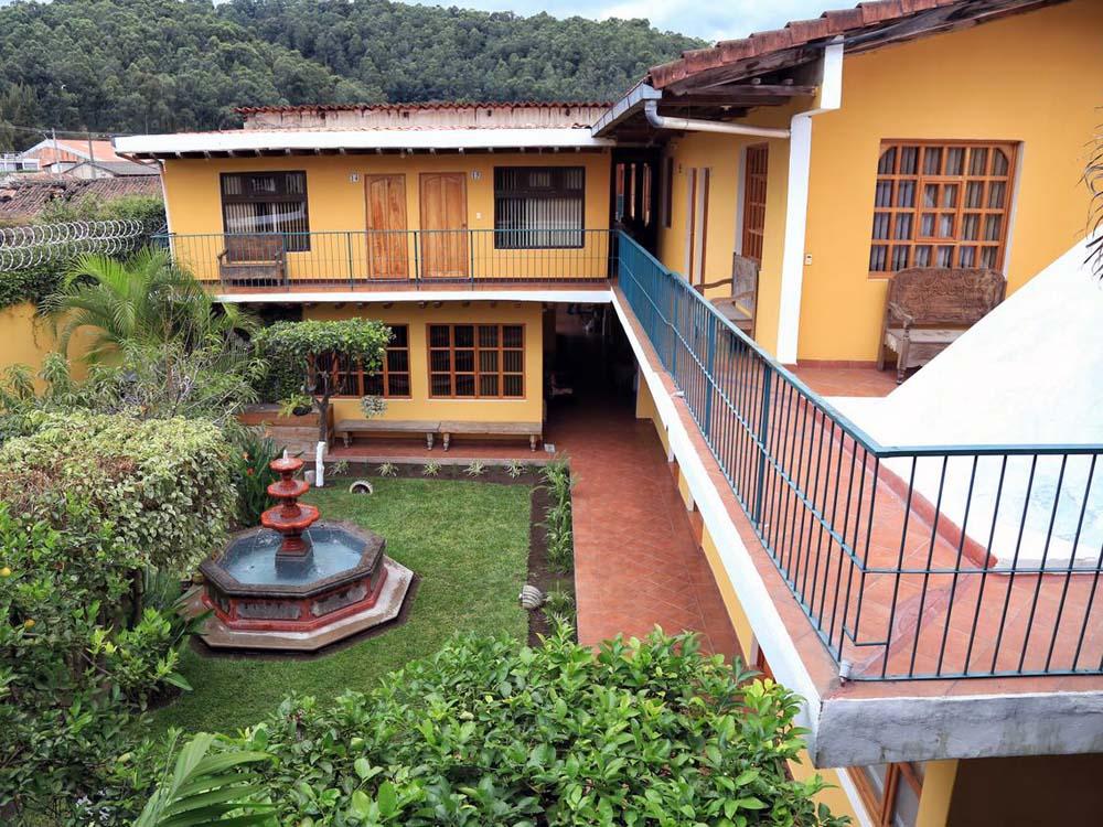 Casa de las Fuentes